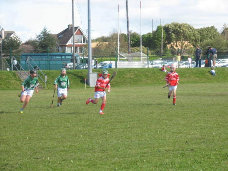 U12 Blitz in Erins Own September 2012