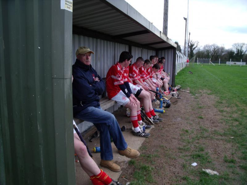 U16 v Carrigaline 19th March 2012
