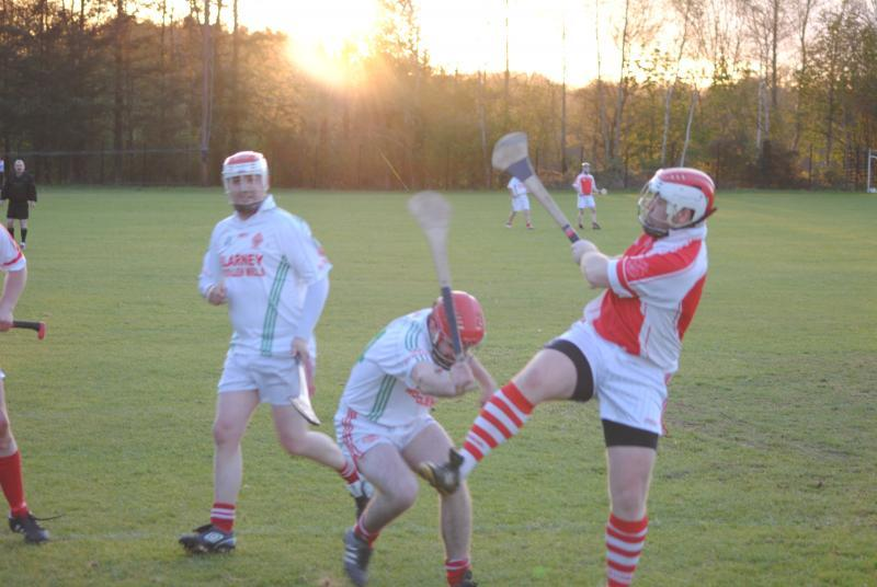 Junior B v Iveleary 11 April 2012
