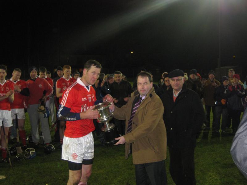 Quish Cup Final 28 November 2012