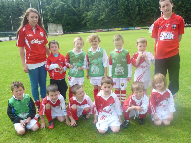 Blarney GAA Cul Camp 2012