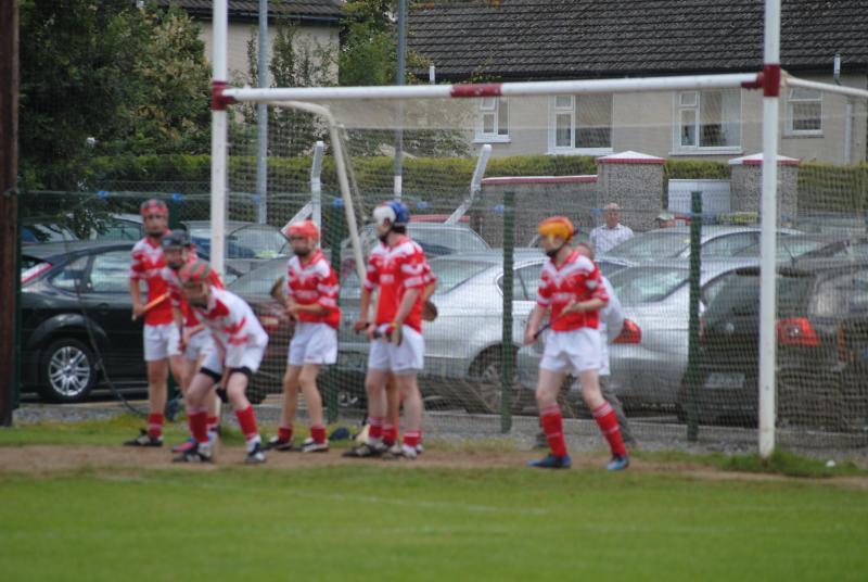 U15 HC v Carrigtwohill 9th September 2012