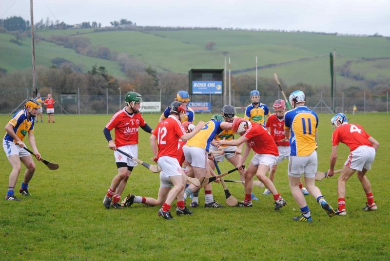 Mid-Cork U21C Hurling Final v Kilmichael Nov 2013
