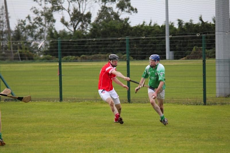 County JBH League Final 2012