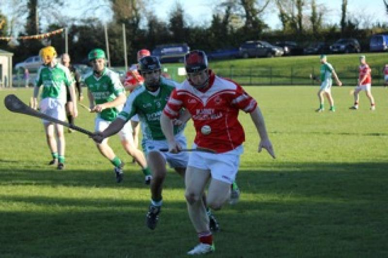 JBH Mid-Cork League Final v Ballincollig 27th October 2012