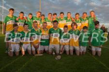 U16 County Champions 2015