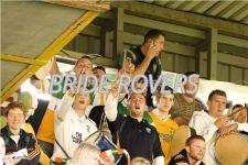 Supporters  at Co SHC Final 2008