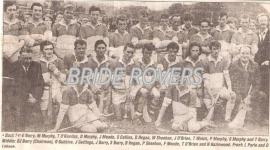 1969 E Cork JAH Champions
