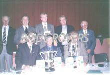 Club History Launch 1999.