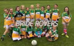 U8 Girls v Midleton 2017