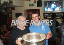 Pat O Connell & Sam Maguire 2010