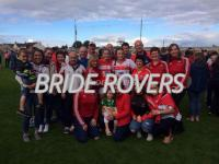 All Irl Ladies Minor Football 2017