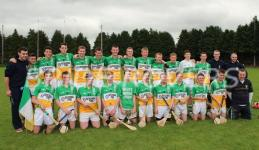 Minor Hurling Co final 2013