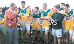 U 16 East Cork 2002.