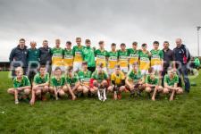 U16 A H County Champions 2017