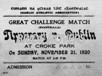 Bloddy Sunday 1920