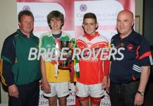 Co U14 Hurling Final Launch 2014