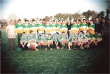Co MHL Winners 1992.