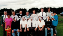 1995 GAA President visits