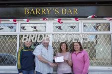 Barry Bar Sponsorship 2017