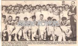 1968 East Cork JAH Winners.