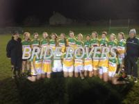 Minor Ladies 2018