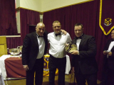 Junior Hurler of the Year - Kevin McDermott