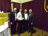 Dublin player award - Alan McCrabbe