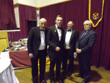 Dublin Player Award - Robert Mahon