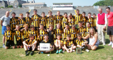 Boys U14 John Egan Tournament Winners