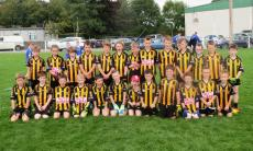 Boys U10 at recent blitz Sept 2014