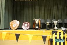 Silverware won by Ladies Club 2012