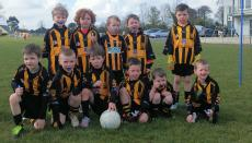 Boys U8's @ Killucan Blitz team 2