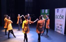 Figure Dancers at Leinster Finals