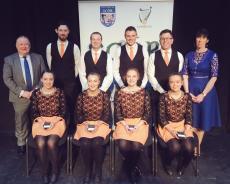 Leinster Scór Rince Seit Champions