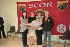 Joint Scor na nOg Club of the Year with Ballycomoyle