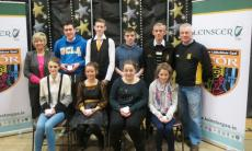 Leinster Scor na nOg Leiriu Winners 2014