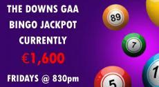 Bingo Jackpot €1600 !