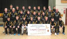 Lagan Cement sponsor Boys U14