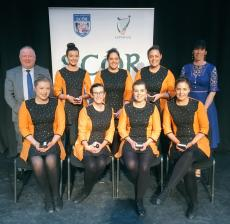 Leinster Scór Rince Foirne Champions
