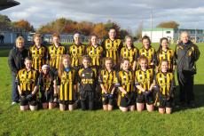 Mary Wynne Cup Winners 2012