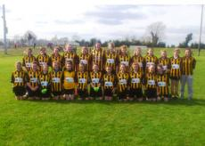 Girls under 14's Feile 2012