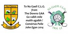 John Egan Tournament July 10th to 12th 2014