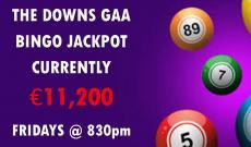 Bingo Jackpot €11,200 !