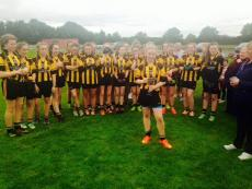 Girls U14B Champions 2015
