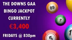 Bingo Jackpot €3400 !