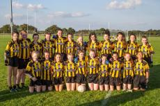 Girls U14 Div 1 County Final