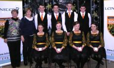 Leinster Scor na nOg Set Dancing Winners 2014