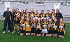 Girls U14 team through to Div 3 County Final