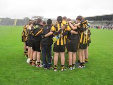 pre-final huddle